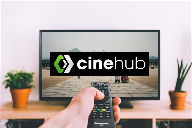 cinehub for smart tv