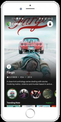 cine hub for iphone